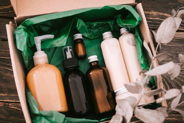 Zestaw kosmetyków to upominek nie tylko dla kobiety