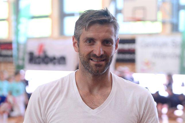 Maciej Dowbor chce być dobrym ojcem