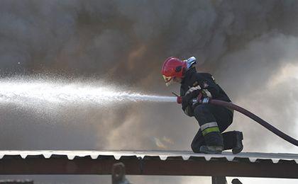 4 maja święto strażaków. W Warszawie promocje na stopnie oficerskie