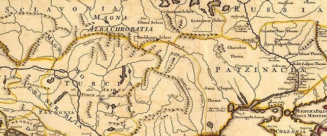 Część badaczy lokalizuje Białą Chorwację w Małopolsce