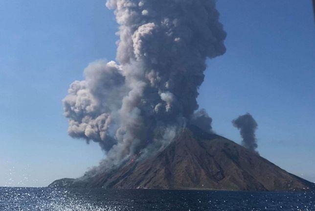 To pierwszy tak silny wybuch wulkanu od dłuższego czasu