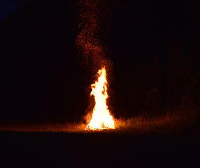 Funken to austriackie święto, podczas którego płoną wielkie ogniska rozpoczynające Wielki Post