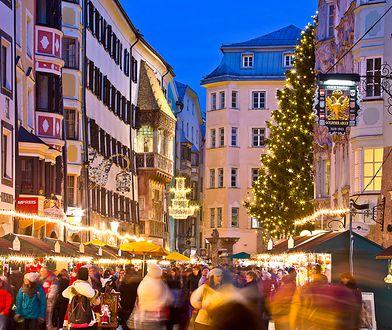 Od połowy listopada Innsbruck zaczyna pachnieć inaczej. Smakowicie.