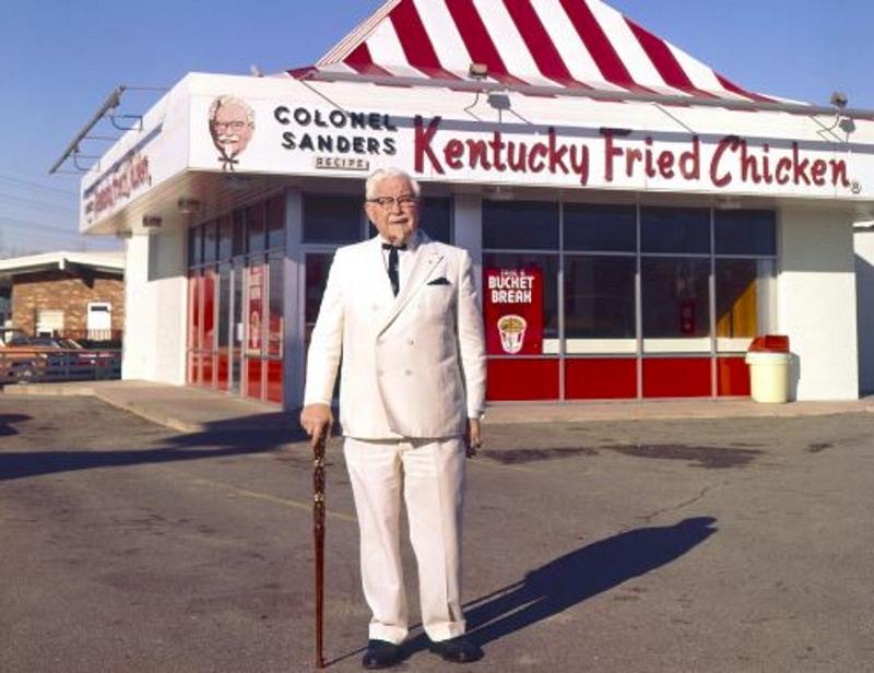 Kentucky Fried Chicken Quotes Quotesgram: Sztandarowy Produkt KFC Ma Już 60 Lat. Z Tej Okazji Sieć