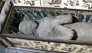 10-latek znalazł mumię na strychu dziadków