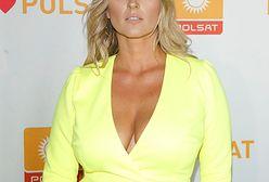 Karolina Szostak pochwaliła się figurą na ramówce Polsatu