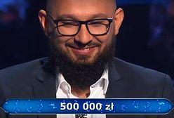 """""""Milionerzy"""": padło pytanie za milion. Uczestnik zaryzykował"""