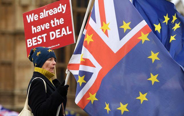 Brexit najbardziej zaboli samych Brytyjczyków