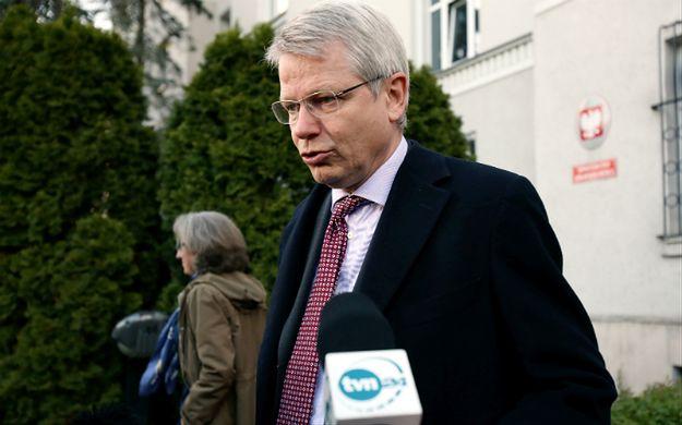 Sekretarz Komisji Weneckiej Thomas Markert