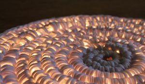 LED-owy dywan. Światło i dekoracja w jednym