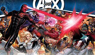 Avengers zmierzą się z X-Menami