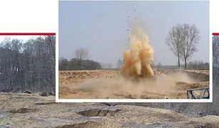 Zagęszczanie gruntów metodą mikrowybuchów