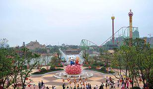 Park rozrywki Wanda City w Nanchanie