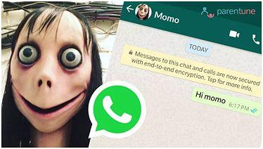 Specjaliści związani z bezpieczeństwem ostrzegają przed możliwą kradzieżą danych w wyniku dodania Momo do listy kontaktów.