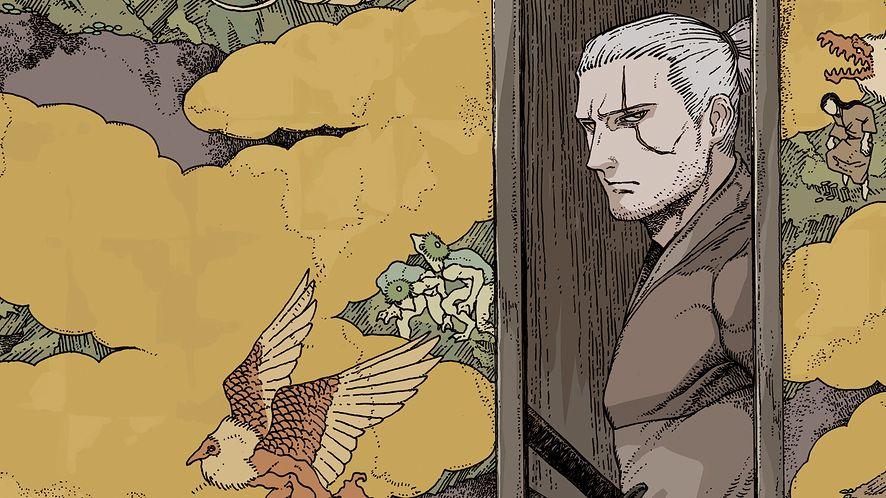 The Witcher: Ronin, manga Wiedźmin