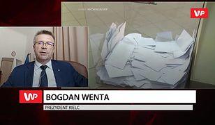 Koronawirus w Polsce. Prezydent Kielc Bogdan Wenta: organizacja wyborów niewykonalna