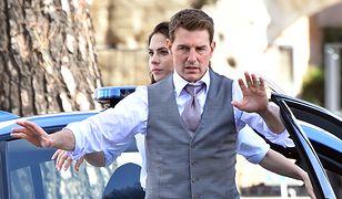 Tom Cruise groził filmowcom zwolnieniem. Teraz odniósł się do sprawy