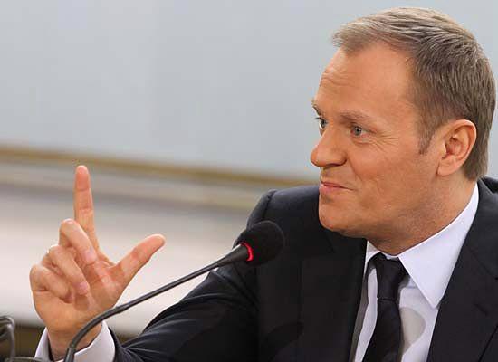13 godzin przesłuchania - co powiedział Tusk?