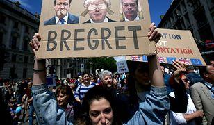 """Brytyjczycy już wkrótce mogą poczuć """"bregret"""", czyli żal z powodu Brexitu"""
