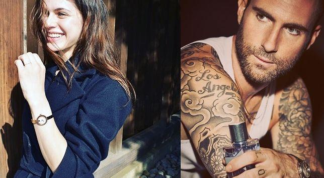 Alexandra Daddario w burzliwym związku z Adamem Levine'em
