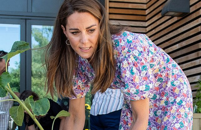 Kate Middleton zwróciła uwagę fanów rodziny królewskiej