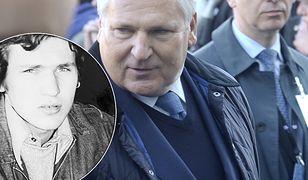 Aleksandra Kwaśniewska pokazała zdjęcie ojca. Przed laty był przystojniakiem