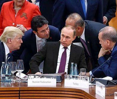 Tak światowi przywódcy wsłuchują się w Putina. Jest tylko jeden problem