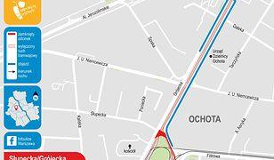 Warszawa. Rozpocznie się kolejny etap prac na ul. Grójeckiej