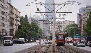 Warszawa. Zamykany będzie ruch tramwajów