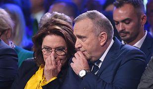 Wybory parlamentarne 2019. Grzegorz Schetyna w ogniu pytań