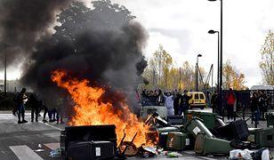 """Francja i Paryż w ogniu. Już jutro ruch """"żółtych kamizelek"""" ponownie wyjdzie na ulice."""