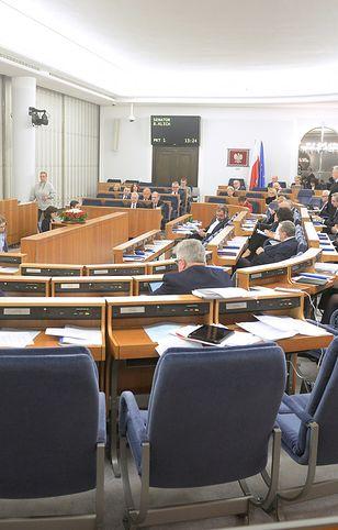 Senat odrzucił nowelizację