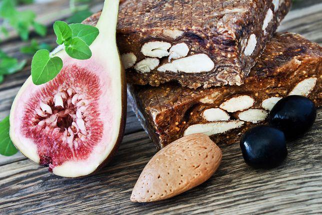 Do chlebka figowego nie dodajemy cukru, ale to nie oznacza, że jest niesłodki.