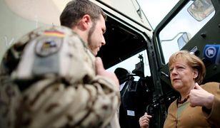 Niemcy oddelegują 25 żołnierzy do tzw. jednostek integracyjnych sił NATO