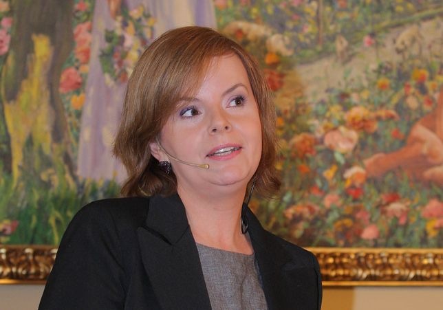 Karolina Korwin Piotrowska pokazała, co je w chorobie