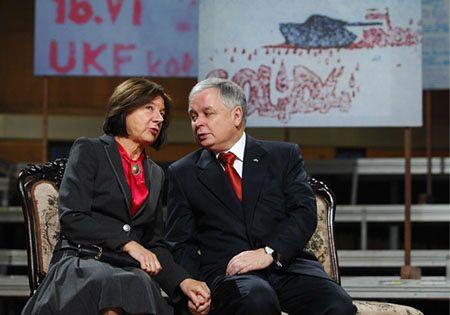 Urażony prezydent Kaczyński organizuje własną imprezę