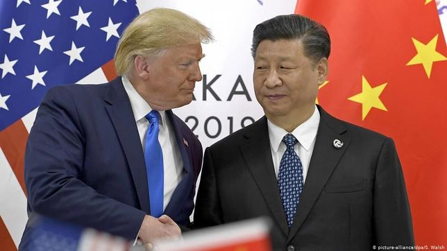 Rywalizacja USA z Chinami może odbić się niekorzystnie na Polsce