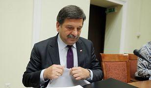 Janusz Śniadek zapewnia, że nie brał udziału w układaniu list