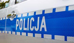 Policyjne bmw ruszyło w pościg za kierowcą audi