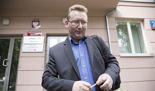 Piotr Walentynowicz atakuje Janusza Śniadka