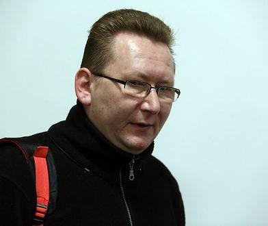 Piotr Walentynowicz o swojej decyzji poinformował na Facebooku