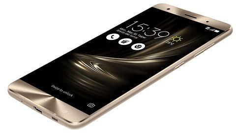 Smartfony ASUS ZenFone 3 Deluxe oraz Max już dostępne w Polsce #prasówka