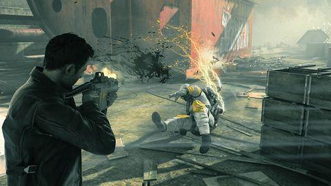 Filmy w Quantum Break będą... strumieniowane z Internetu