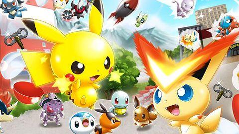 Dużo Pokemonów jest na świecie. Wkrótce złapiesz je wszystkie w grze terenowej