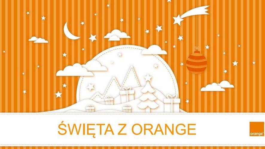 Na Święta od Orange otrzymamy pakiet w nc+, telewizor Smart TV lub tablet Samsunga
