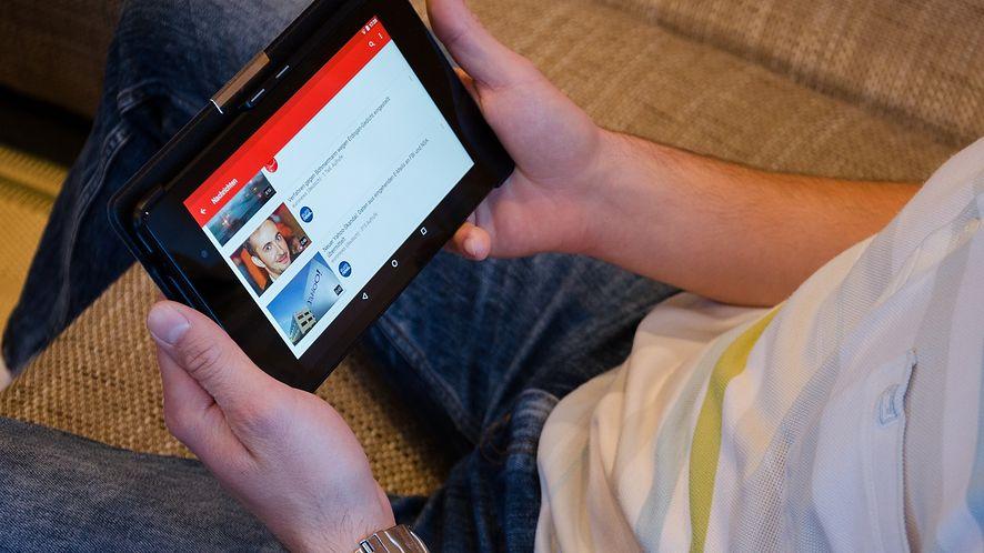 Kontrola szybkości odtwarzania w YouTube na Androida tuż za rogiem