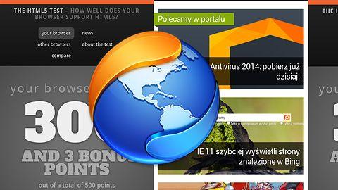 Mercury Browser — przeglądarka z iOS dostępna dla Androida