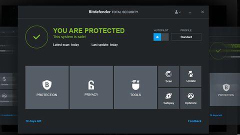 BitDefender 2015 dostępny w wersji beta – kolejny pakiet z interfejsem Modern