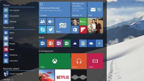 Reklamy i powiadomienia przypomną nam o bezpłatnej aktualizacji do Windows 10