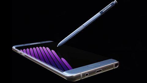 Samsung Galaxy Note 8 na szkicach: z wielkim ekranem i minijackiem